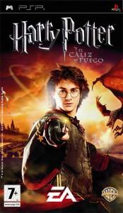 Harry Potter y el Cáliz de Fuego Videojuego
