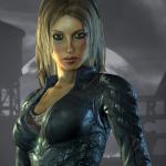 Talia Al Ghul en el videojuego Batman: Arkham City