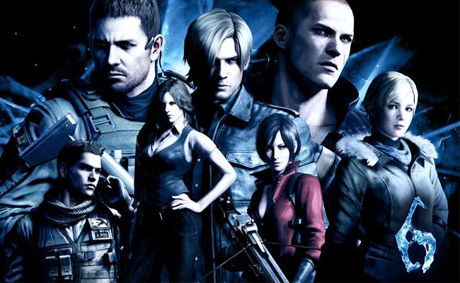 Resident Evil Saga: Doblar o no doblar